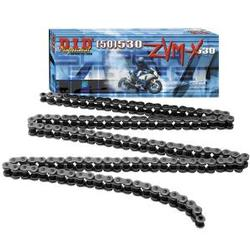 DID ZVM-X 530 Super Street Chain - Natural