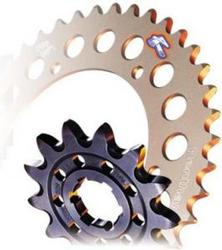 Renthal Front Sprockets - Yamaha R6 (2006-2007)