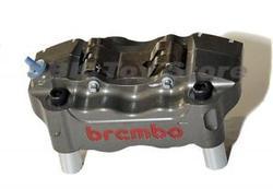 Brembo Forged Monobloc Radial Front Caliper Kit - Kawasaki ZX14R (2006-2008)