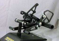 Woodcraft Rearsets - Honda CBR1000RR (2008-2011)