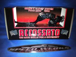Accossato Folding Clutch Assembly for Cable Clutches