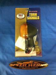 Universal Amber Turn signals