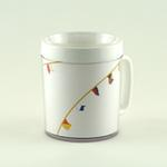 12-oz Insulated Mug - Flags