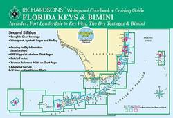 Florida Keys & Bimini Waterproof Chartbook, 3rd Edition