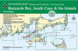Buzzards Bay, South Cape & the Islands Waterproof Chartbook , 3rd Edition
