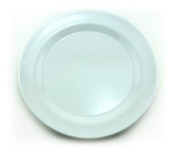 """12"""" Platter - White"""