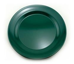 """12"""" Platter - Hunter Green"""
