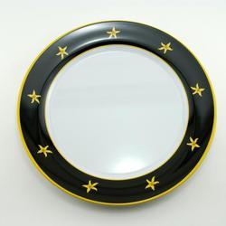 """12"""" Platter - Black Compass"""