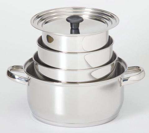 Galleyware Nesting Cookware Boat Pans Boat Cookware