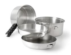 Medium Stainless Steel Cookware Set