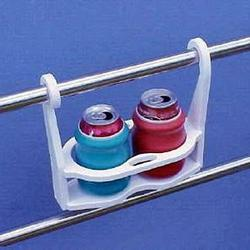 Double Drink Holder - Hanging