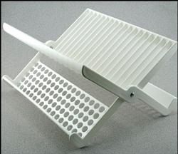 Folding Dishrack- White
