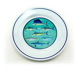 "10"" Dinner - Fish"