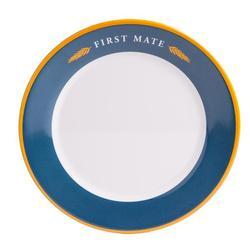 """First Mate 10"""" Dinner"""