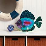 Fish Electric Table Lamp