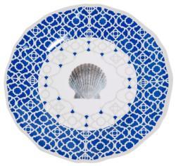 """Moroccan Shell 9"""" Salad"""