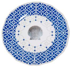 "Moroccan Shell 11"" Dinner"
