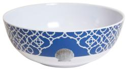 "Moroccan Shell 11"" Bowl"
