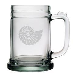 Nautilus Shell Tankard Beer Mug