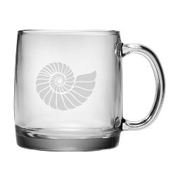 Nautilus Shell Coffee Mugs