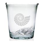 Nautilus Shell Ice Bucket