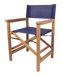 SeaTeak Directors Chair - Blue Seat Cover 60067
