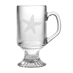 Starfish Footed Mugs