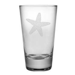 Starfish Tapered HiBall Glasses