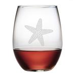 Starfish Stemless Wine