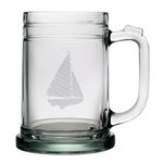 Sailboat Tankard Beer Mugs