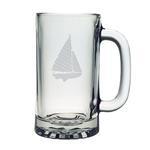 Sailboat Pub Beer Mugs