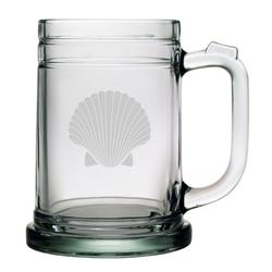 Fan Shell Tankard Mugs