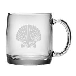 Fan Shell Coffee Mugs