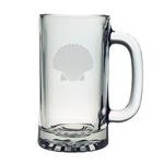 Fan Shell Pub Beer Mugs