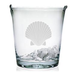 Fan Shell Ice Bucket