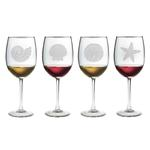 Seashore AP Wine Glasses