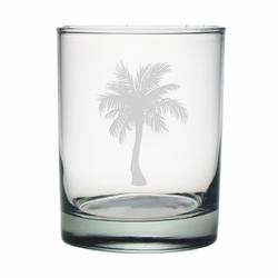 Palm Tree DOR Glasses