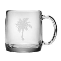 Palm Tree Coffee Mugs