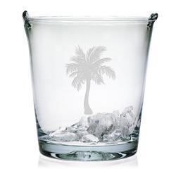 Palm Tree Ice Bucket