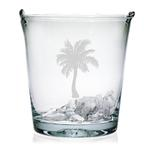 Palm Tree Ice Bucket
