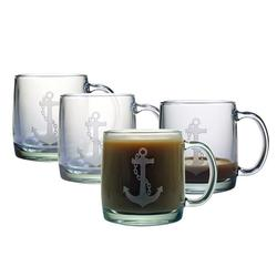 Anchor Coffee Mugs