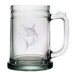 Marlin Tankard Beer Mugs