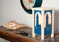 Lighthouse Table Lantern