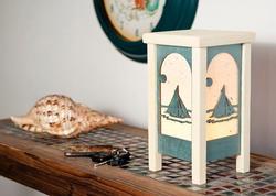 Sailboat Table Lantern