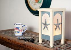 Starfish Table Lantern