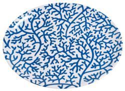 """Blue Coral 16"""" Platter"""