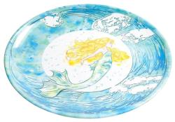 "Mermaid 16"" Serving Platter"