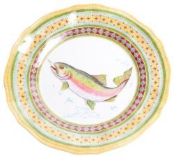 """Trout 9"""" Salad"""
