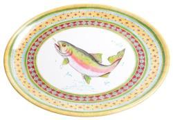 """Trout 16"""" Platter"""