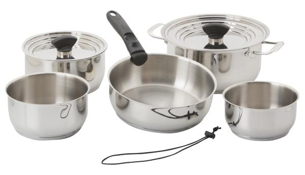 Nesting Induction Cookware Nesting Induction Cookware Set